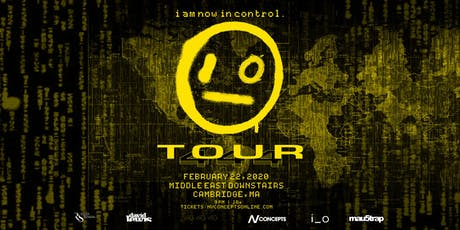 i_o | 444 Tour | Middle East Downstairs | 2.22.20 tickets