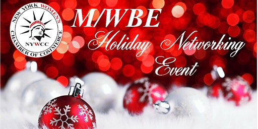 M/WBE Holiday Networking Event