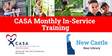 2020 New Castle County CASA In-Service Training tickets