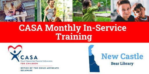 2020 New Castle County CASA In-Service Training