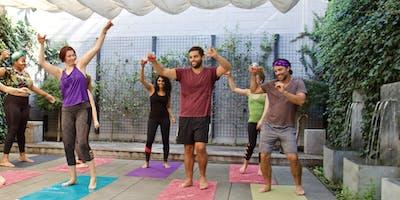 Shake Your Ass-ana Cardio Dance (Drunk Yoga®)