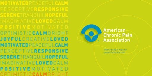 Chronic Pain Support Group November 2020