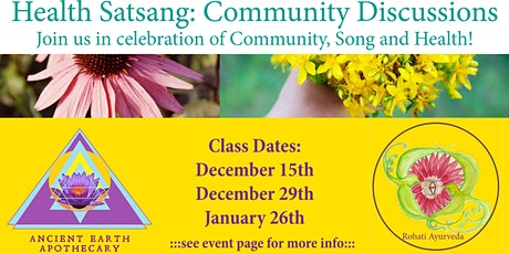 Health Satsong: Community Discussions tickets