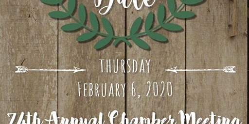 74th Annual Chamber Meeting