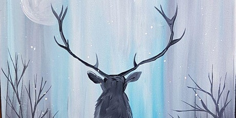 An Evening w/ Paintergirl~ Frozen Buck~ Painting & Tapas tickets