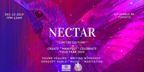 NECTAR *** SPECIAL EDITION*** tickets