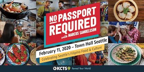 No Passport Required: Seattle's Filipino Food with Chef Marcus Samuelsson tickets