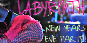 CLUB LABYRINTH LA * NEW YEARS EVE MASQUERADE BALL!! * Couples & Singles Welcome! * HOLLYWOOD LOCATION * 2 FLOORS * OPEN TILL 4AM