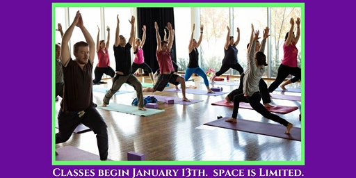 Yoga for Employees at Legacy Tower