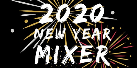 Asian Business Association's Networking into the New Year Mixer tickets