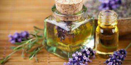Seminario Aromaterapia  entradas