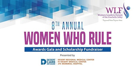 8th Annual Women Who Rule Awards Gala and Scholarship Fundraiser tickets