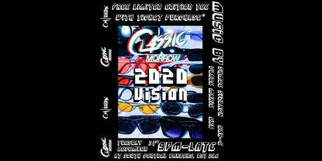 Classic Morrow 2020 Vision NYE Party tickets
