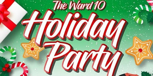 Ward 10 Holiday Party 2019