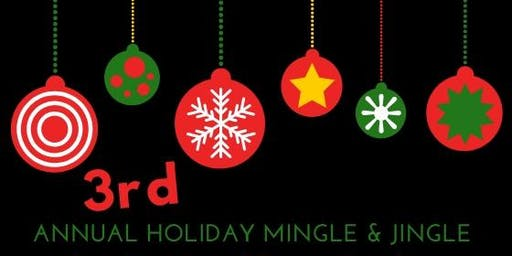 3rd Annual Republican Holiday Mingle & Jingle!