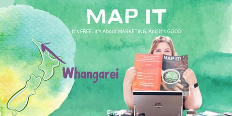 MAP IT - Free Marketing Training for Small Business Owners (WHANGAREI) tickets