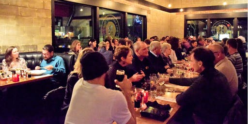 New Year's Eve Craft Beer or Wine Pairing Dinner, 5:30PM