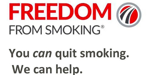 FREE 2020 Freedom from Smoking Group QUIT Program