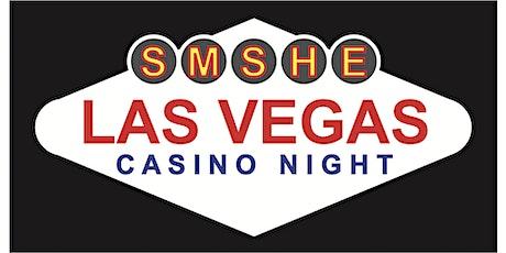SMSHE Vegas Casino Night 2020 tickets