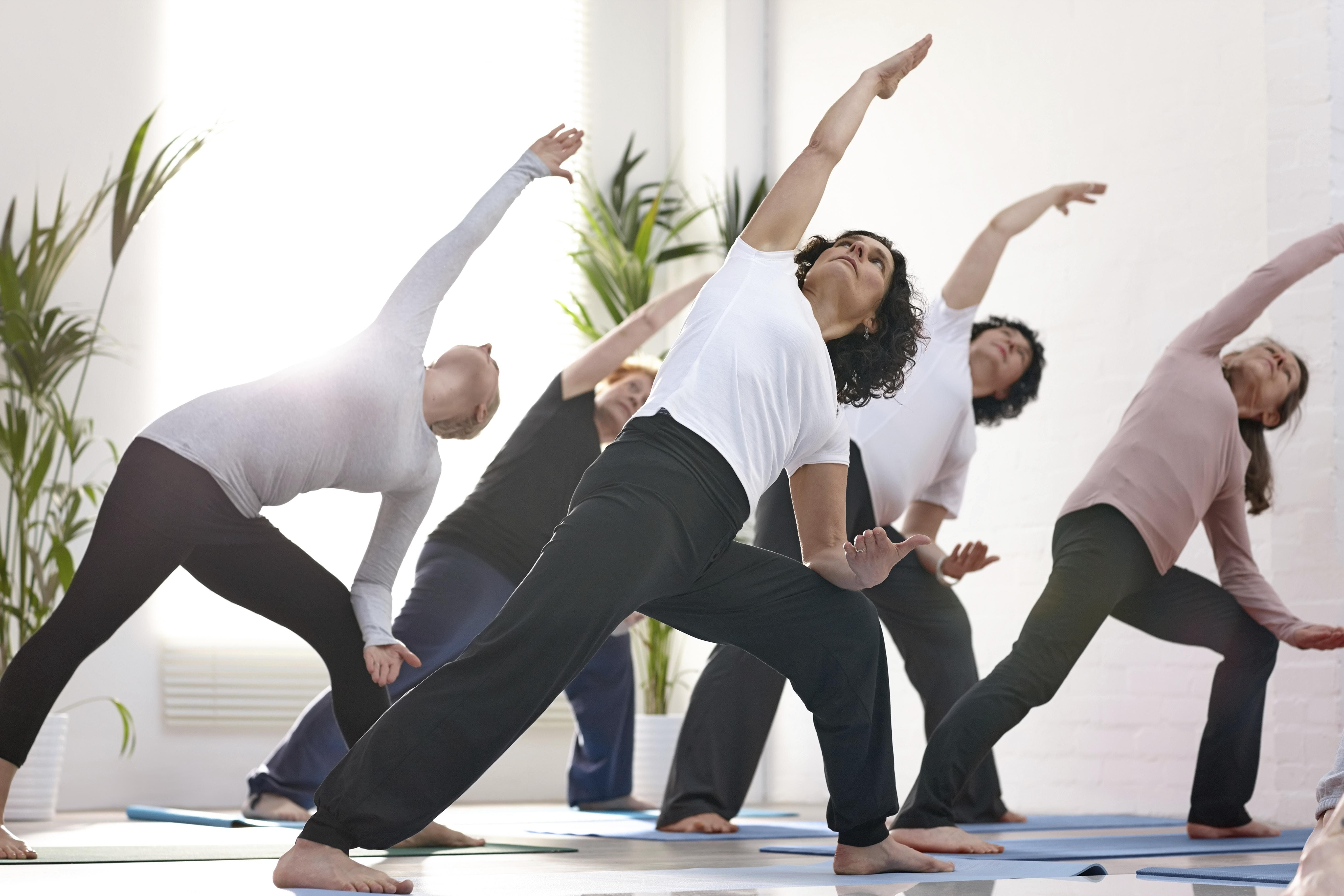 Yoga for Cancer Patients and Survivors