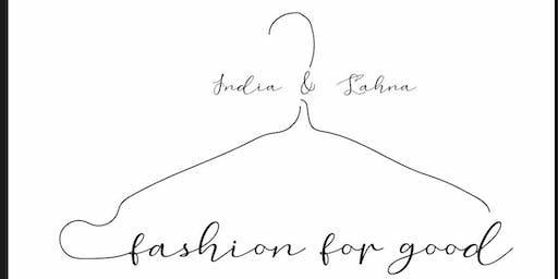 India & Lahna: Fashion for Good