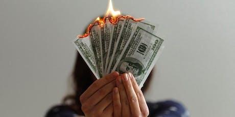 Saia das Dívidas com o Personal Finance 360º ingressos