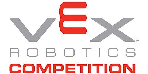 VEX IQ SCRIMMAGE IN MAGIKID ROBOTICS LAB
