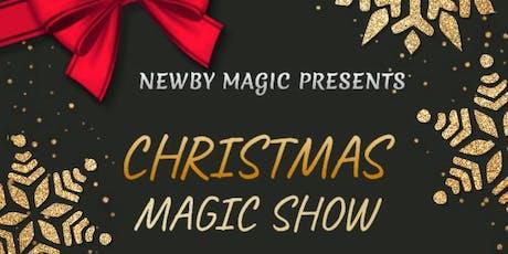 CHRISTMAS MAGIC SHOW tickets
