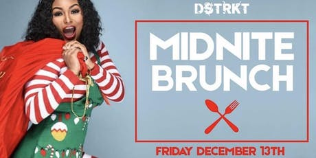 Holiday Seafood Midnite Brunch tickets