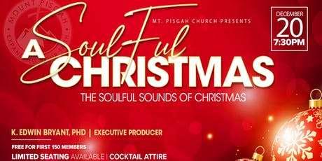 A SoulFul Christmas 2019 tickets