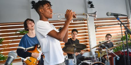 Youth Jazz Series by Young Musicians Unite tickets