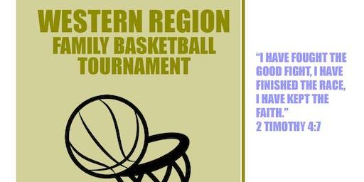 Western Region Family Basketball Tournament