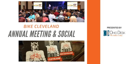Bike Cleveland's 2020 Annual Meeting and Social