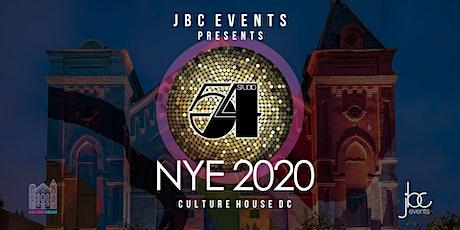 A Night at Studio 54: NYE 2020 tickets