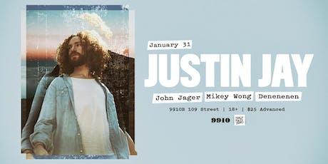 Justin Jay tickets