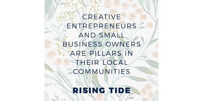 Rising Tide Society End of Year Networking + Philanthropy Project