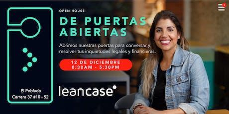 De Puertas Abiertas: asesoría legal para tu emprendimiento tickets