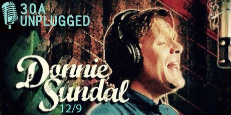 30A Unplugged - Donnie Sundal & Friends tickets