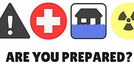 Emergency Preparedness for Child Care Providers tickets