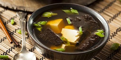 Japanese Cooking: The Basics
