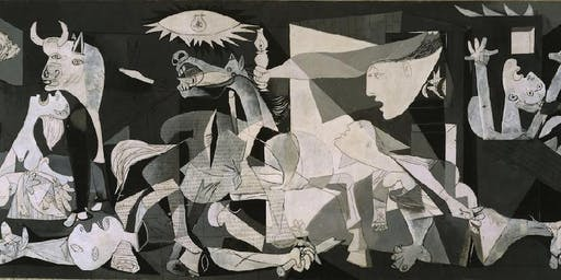 """""""Picasso in Britain: Art, Politics and Outcry"""" by Kate Aspinall"""