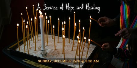 Service of Hope and Healing tickets