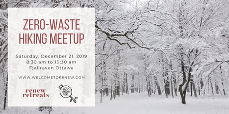 Zero-Waste Hiking Workshop + Outdoors Meetup tickets