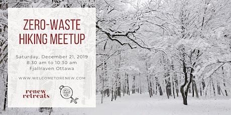 Winter Walk + Zero-Waste Hiking Workshop tickets