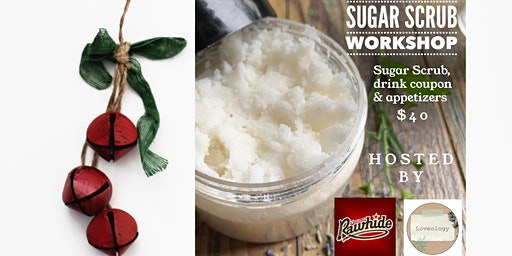 Sugar Scrub Workshop