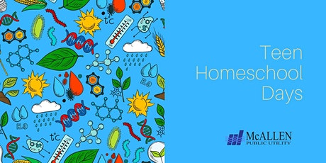 Teen Homeschool Days- Wastewater  PreTreatment tickets