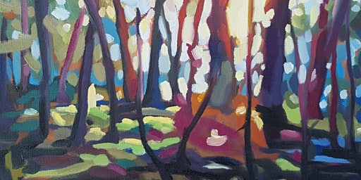 2 Day Paint a Forest Scene with Michelle Reid