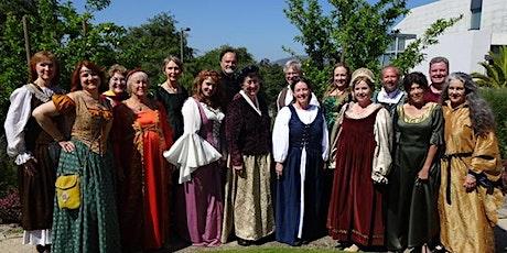 "La Jolla Renaissance Singers Present ""An English Christmas"" in Ocean Beach tickets"