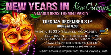 Outlaws New Years In New Orleans 2020 tickets