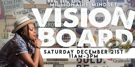 MILLIONAIRE MINDSET BRUNCH + VISION BOARD PARTY tickets